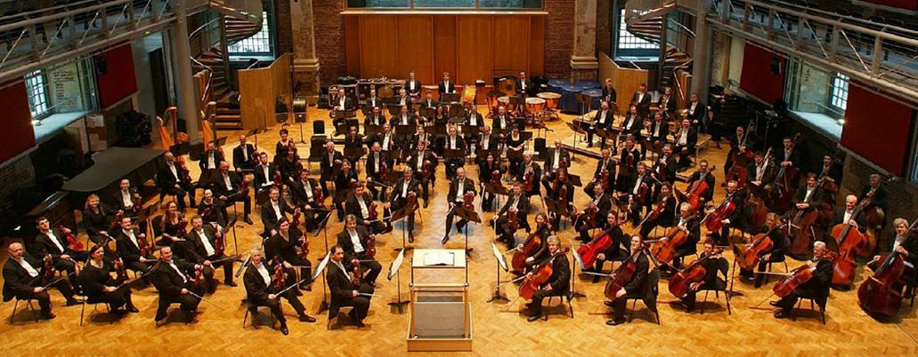 Führung des London Symphony Orchestra